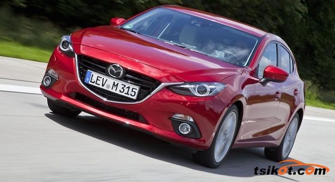 Mazda 3 2014 - 1