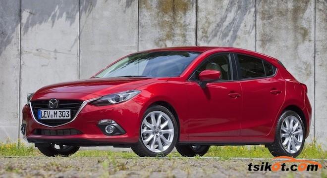 Mazda 3 2014 - 7