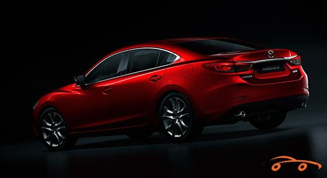 Mazda 6 2015 - 4