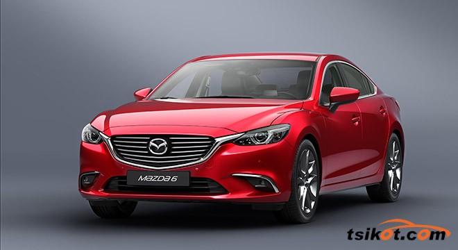 Mazda 6 2016 - 1