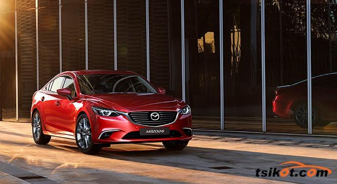 Mazda 6 2016 - 6