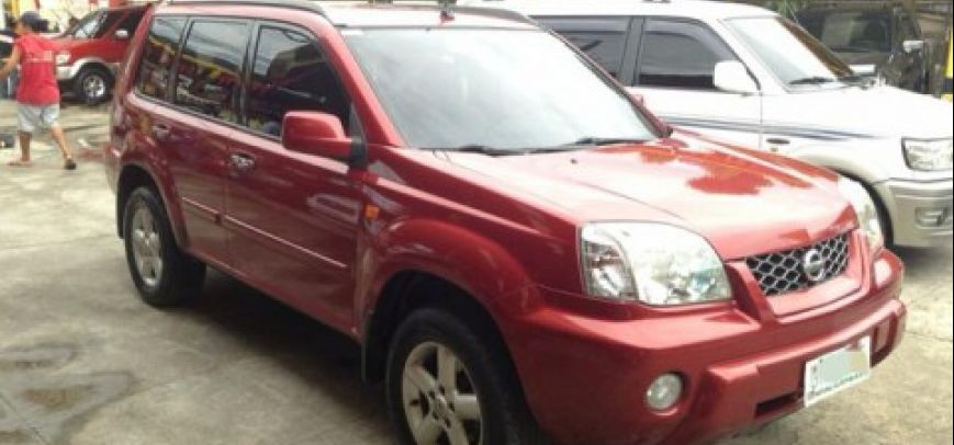 nissan x trail 2004 car for sale central visayas. Black Bedroom Furniture Sets. Home Design Ideas