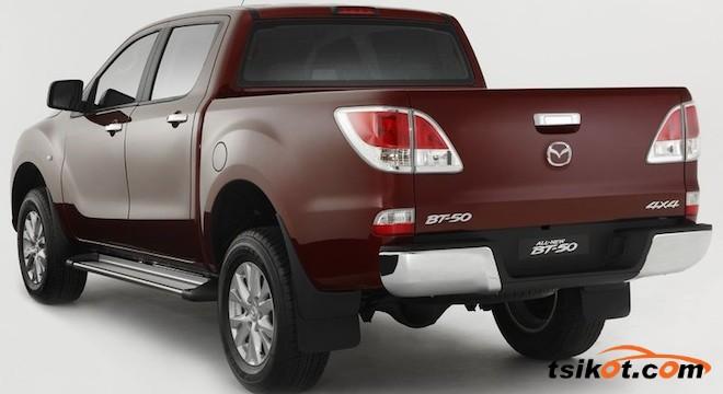 Mazda Bt-50 2014 - 2