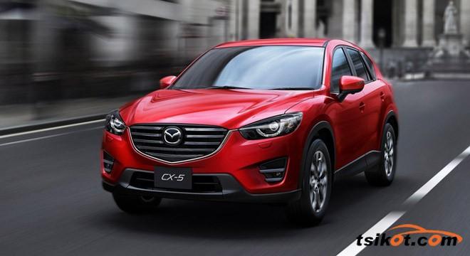 Mazda Cx-5 2014 - 2