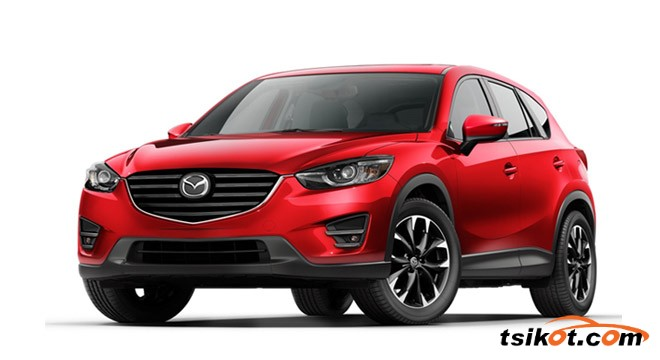 Mazda Cx-5 2015 - 5