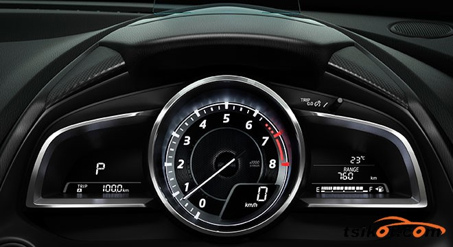 Mazda 2 2015 - 7