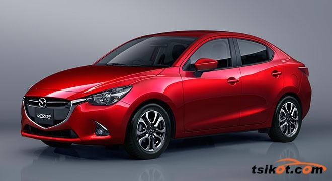 Mazda 2 2015 - 6