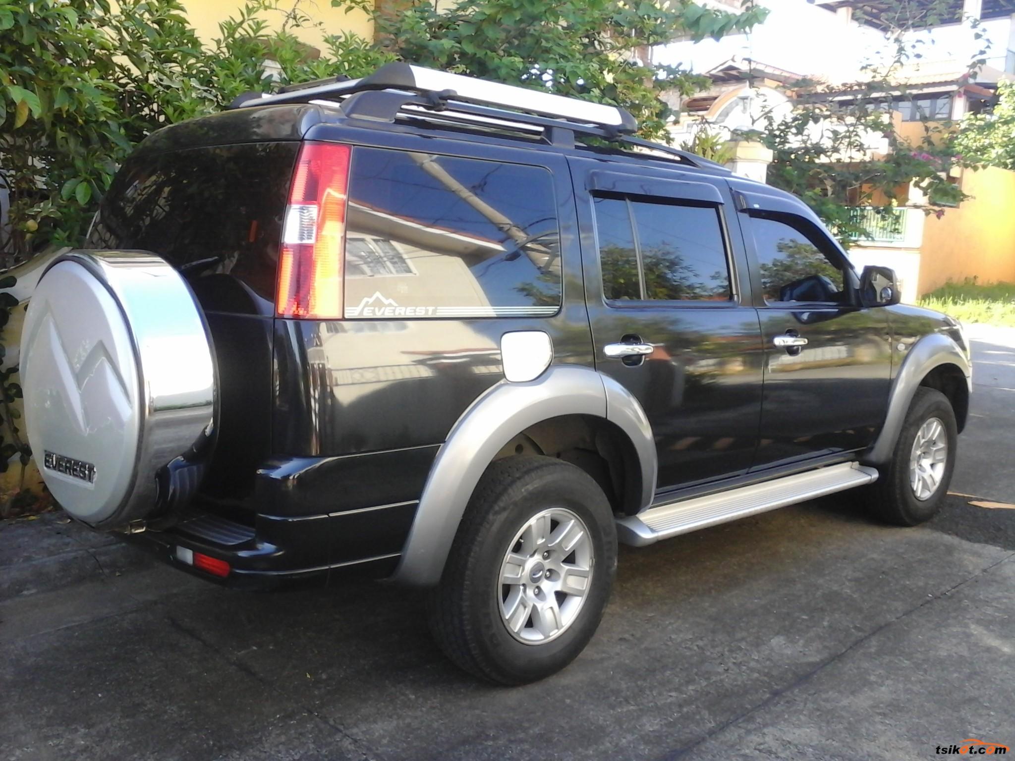Ford Everest 2009 - 7