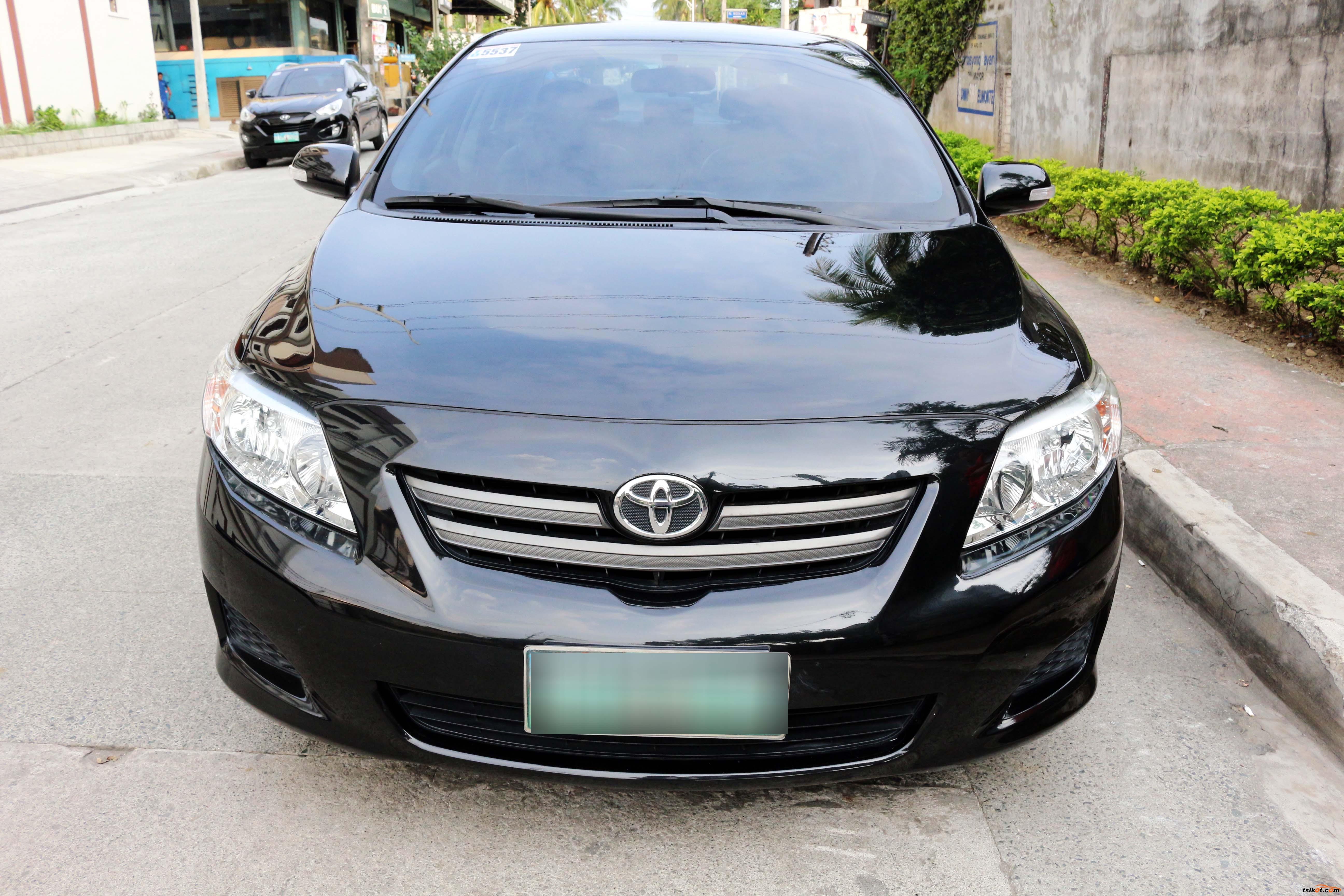 Toyota Corolla 2010 - 1