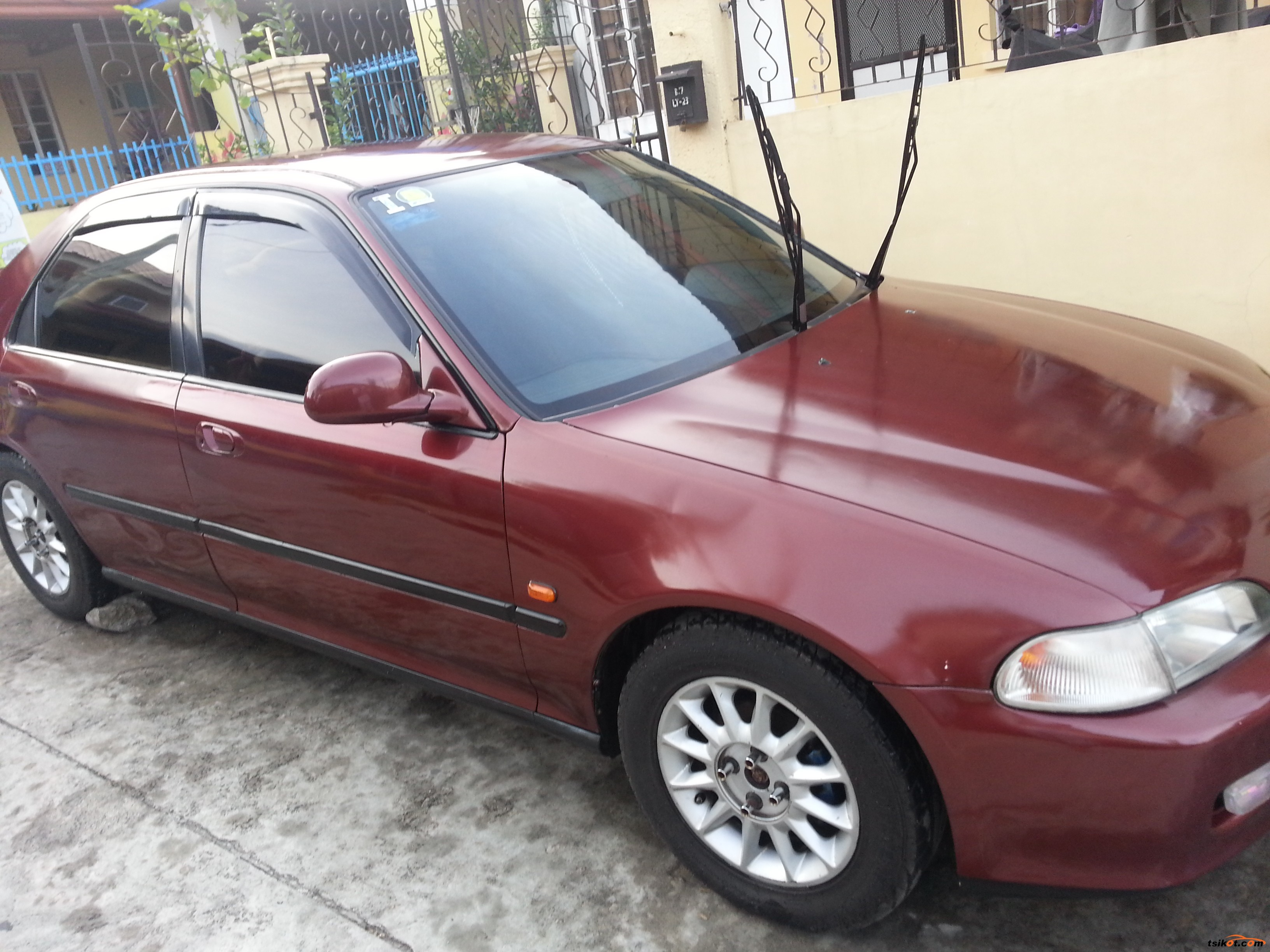 Honda Civic 1993 - 1
