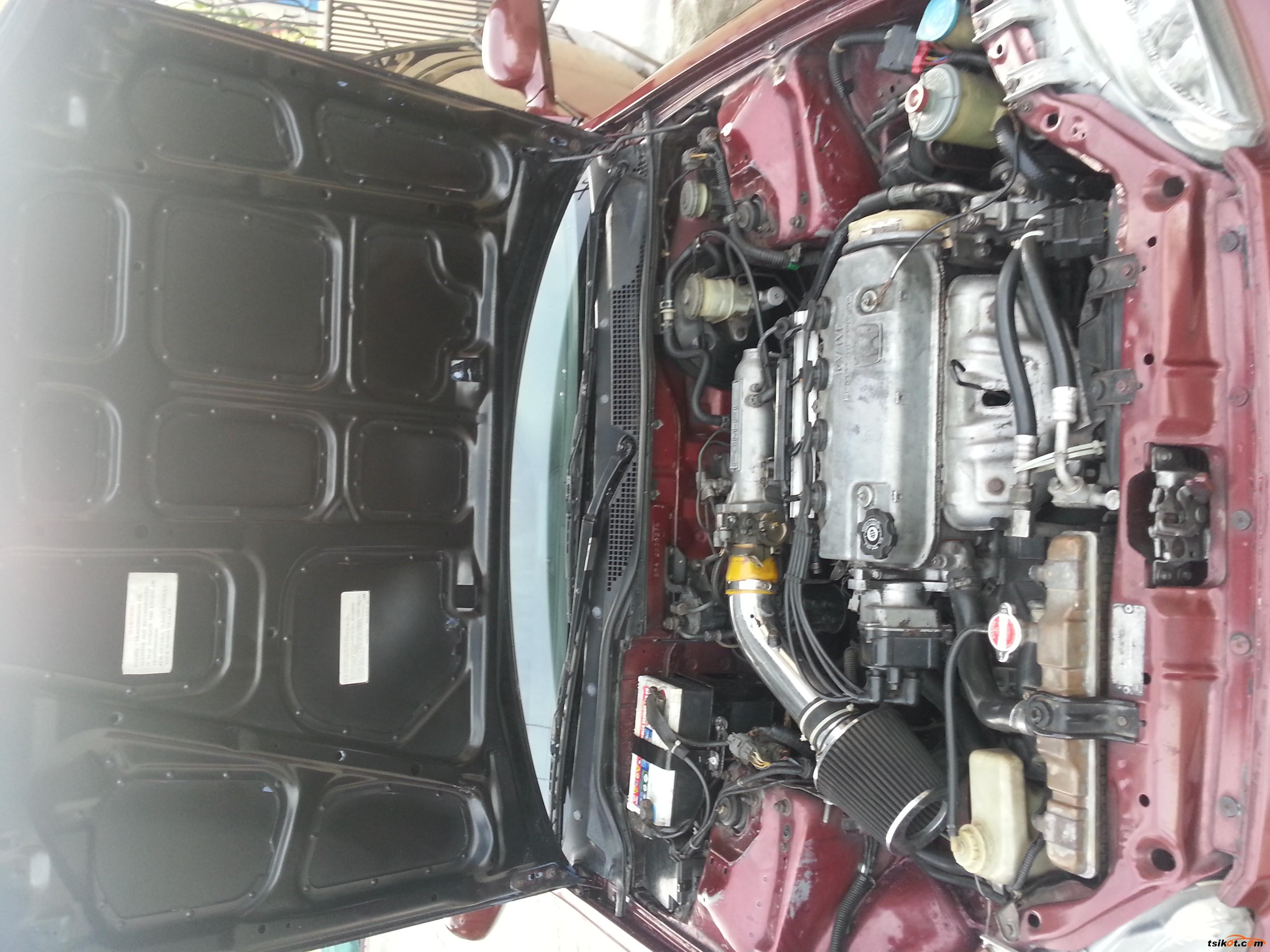 Honda Civic 1993 - 2