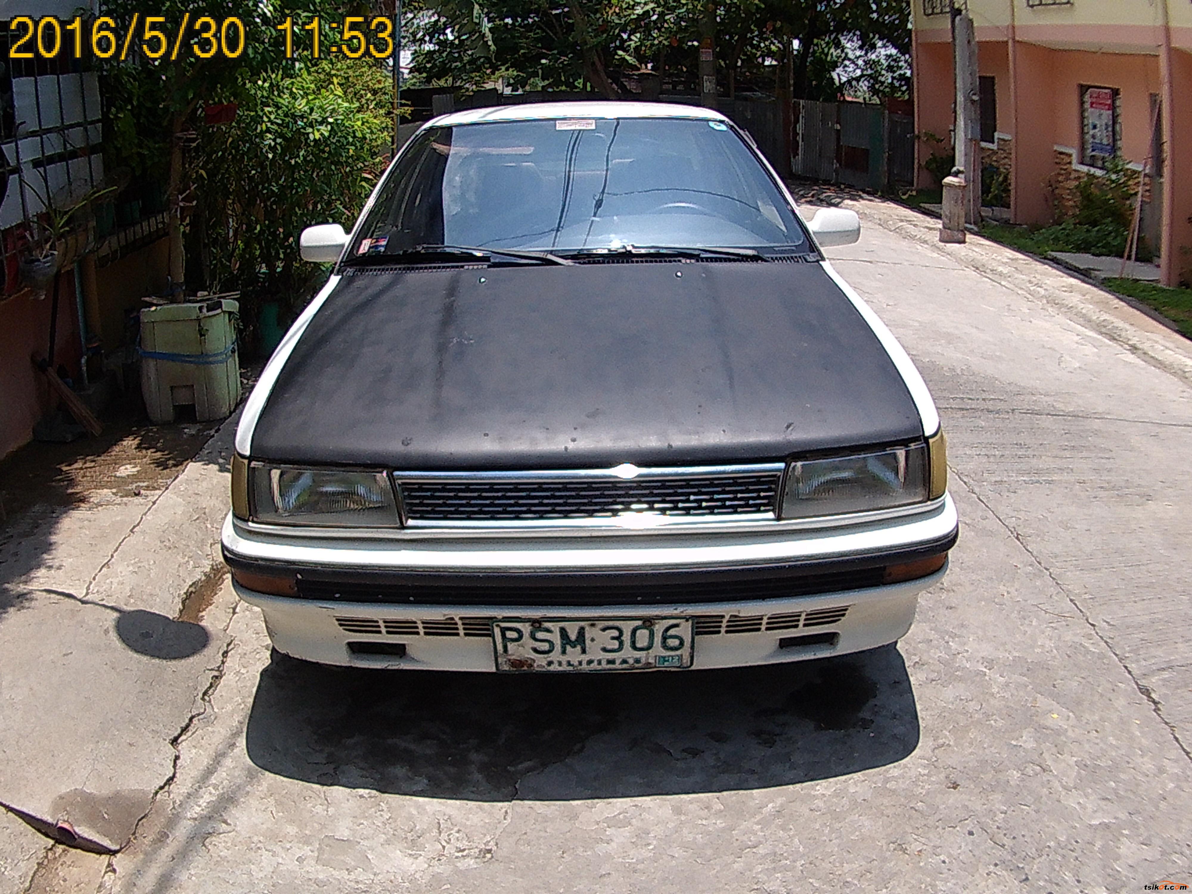 Toyota Corolla 1989 - 2