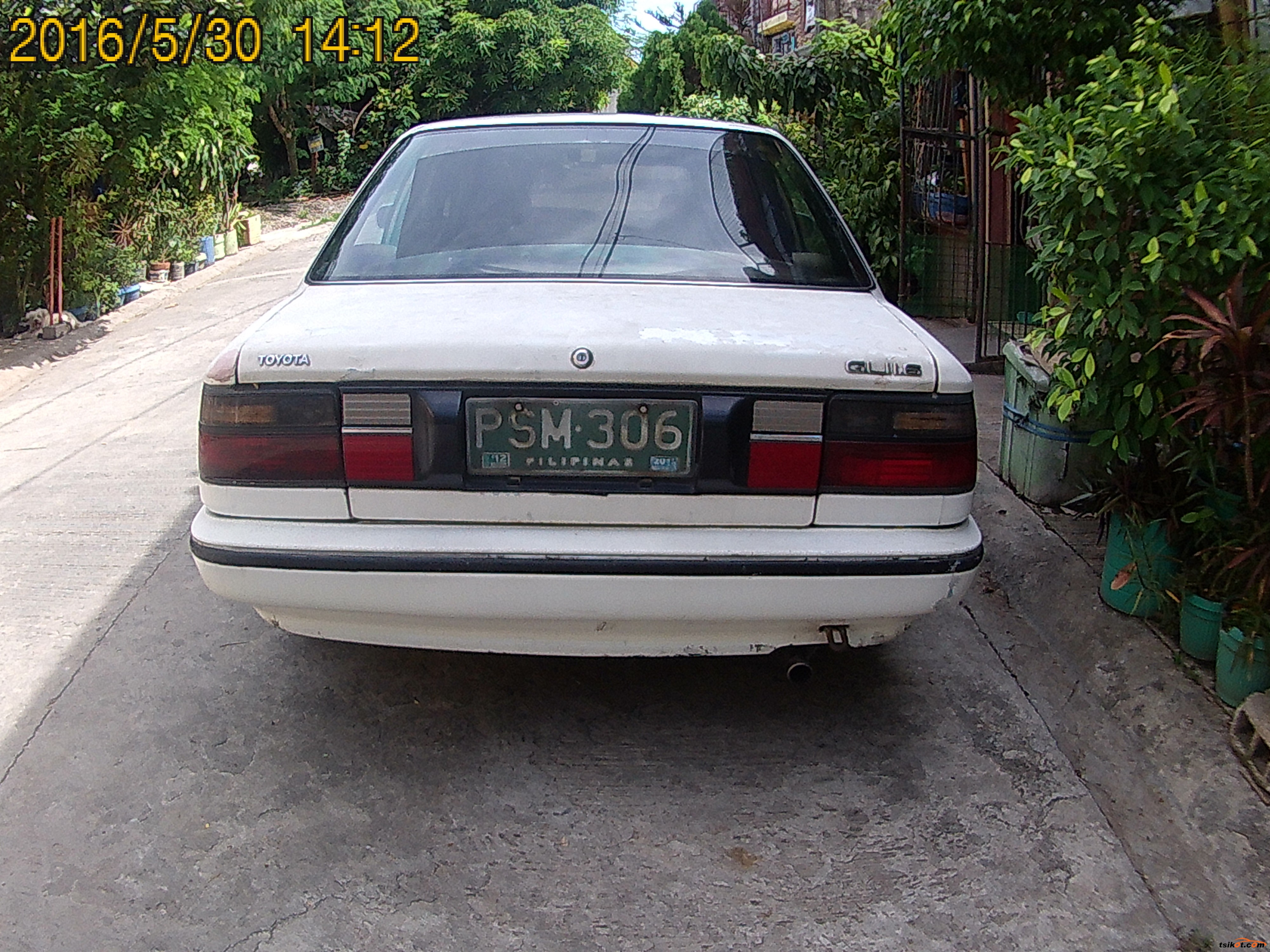 Toyota Corolla 1989 - 4