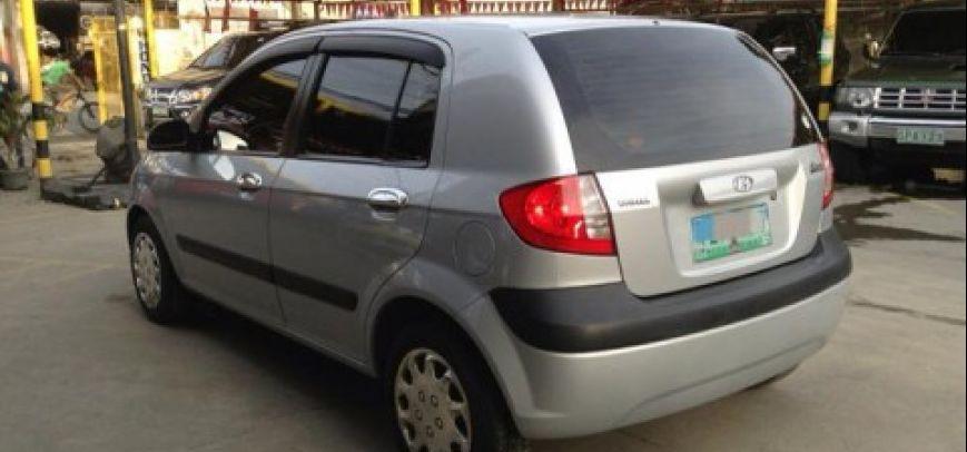 Hyundai Getz 2006 - 11