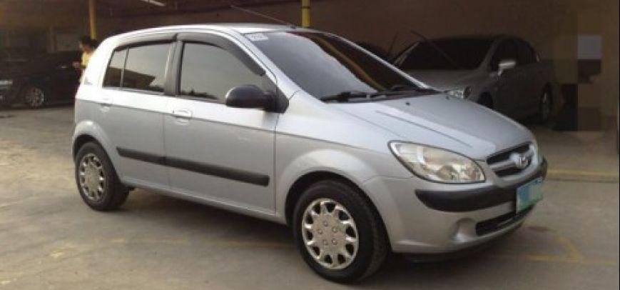 Hyundai Getz 2006 - 12