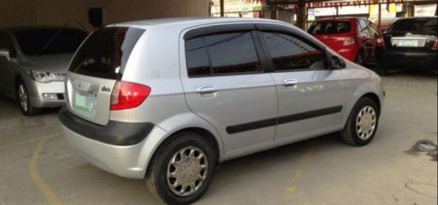 Hyundai Getz 2006 - 4