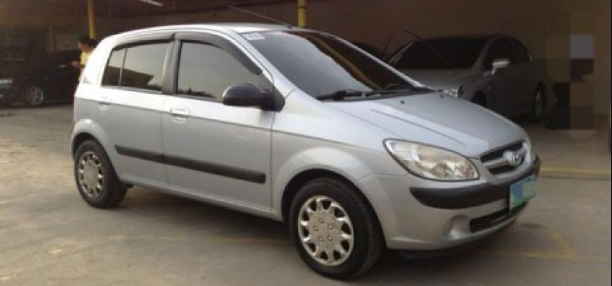 Hyundai Getz 2006 - 6