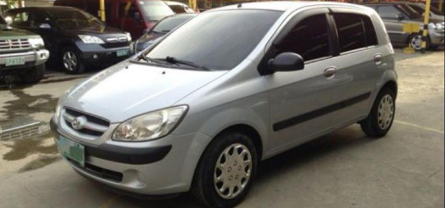Hyundai Getz 2006 - 7