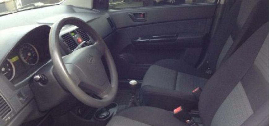 Hyundai Tucson 2007 - 9