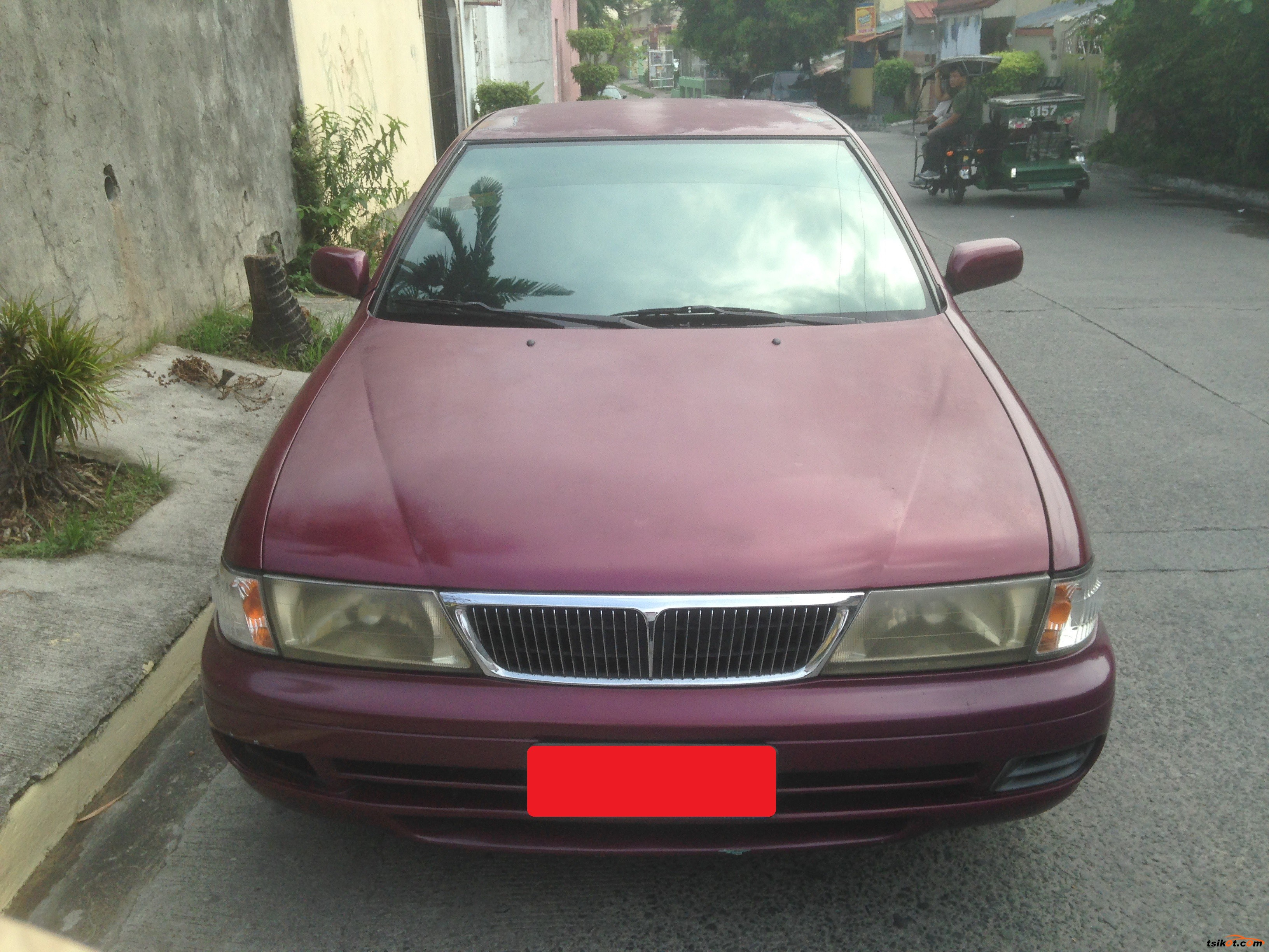 Nissan Sentra 1998 - 1