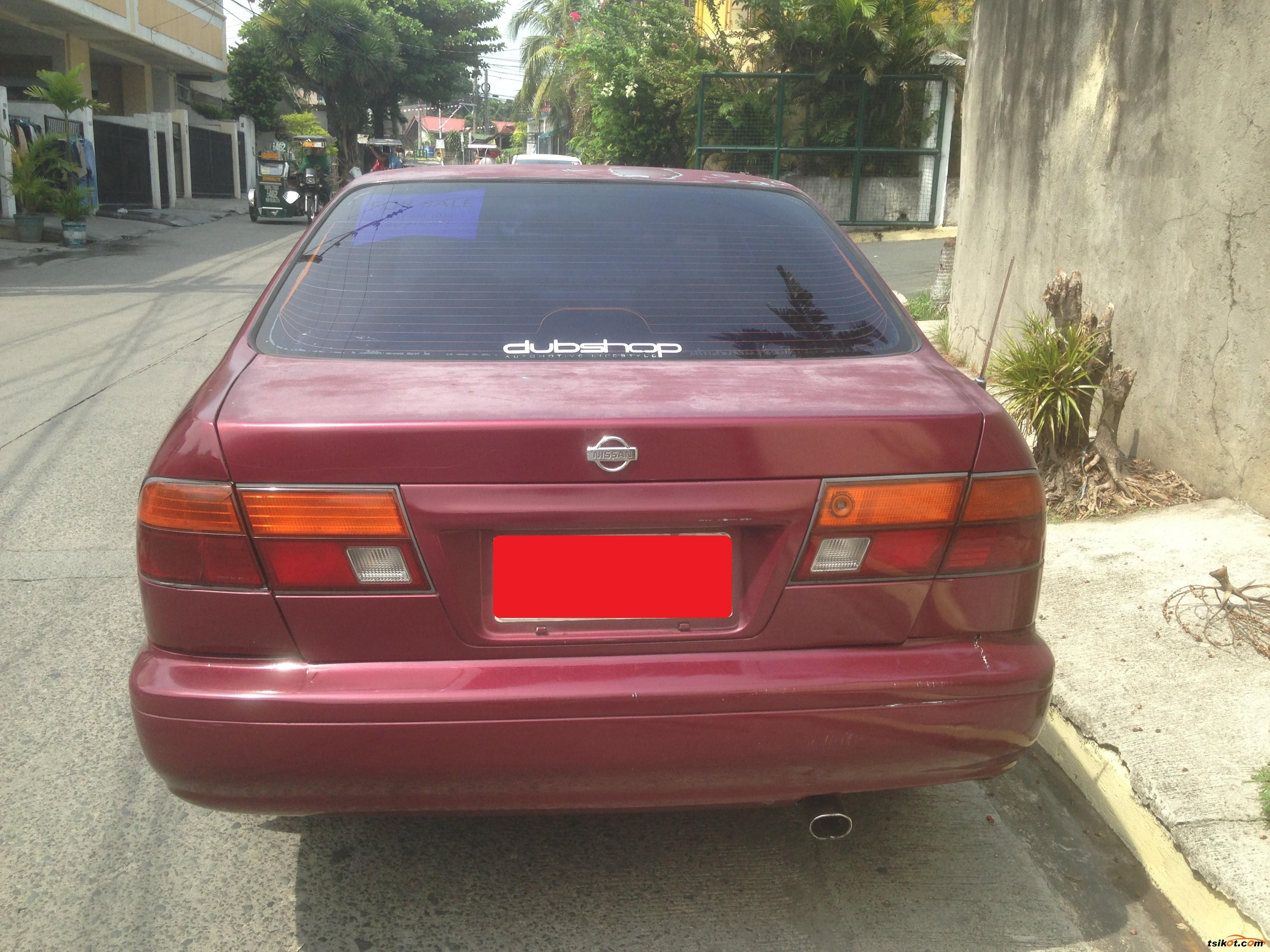 Nissan Sentra 1998 - 3