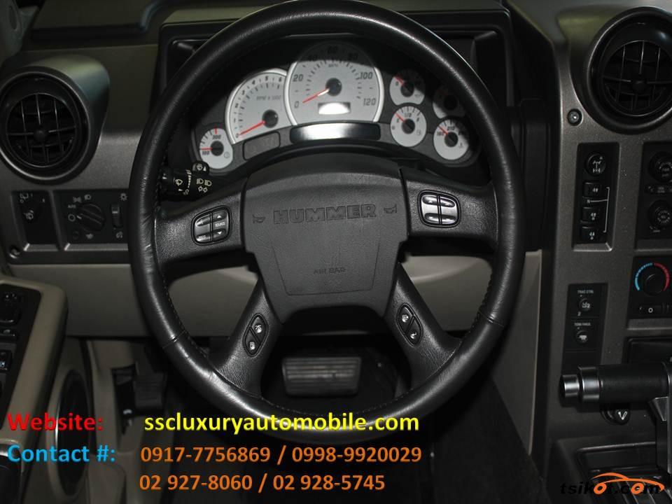 Hummer H2 2004 - 3