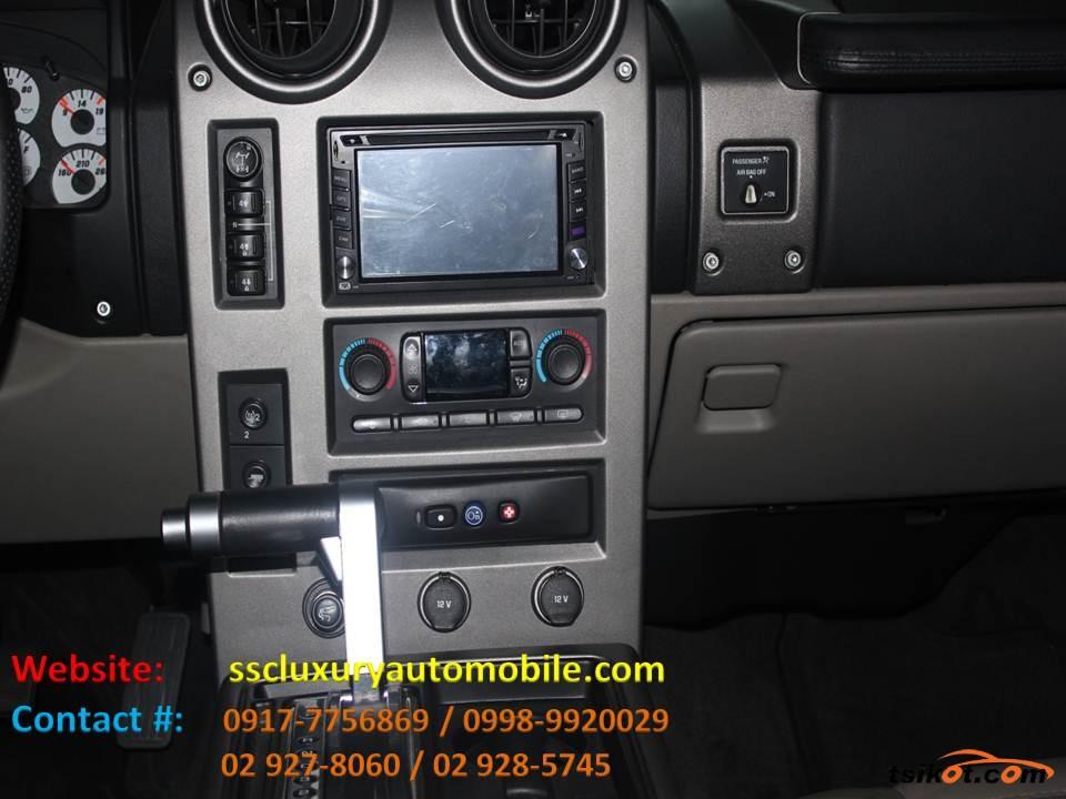 Hummer H2 2004 - 5