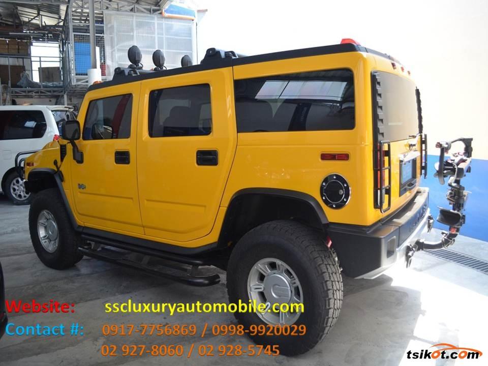 Hummer H2 2004 - 2