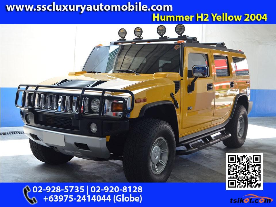Hummer H2 2004 - 1