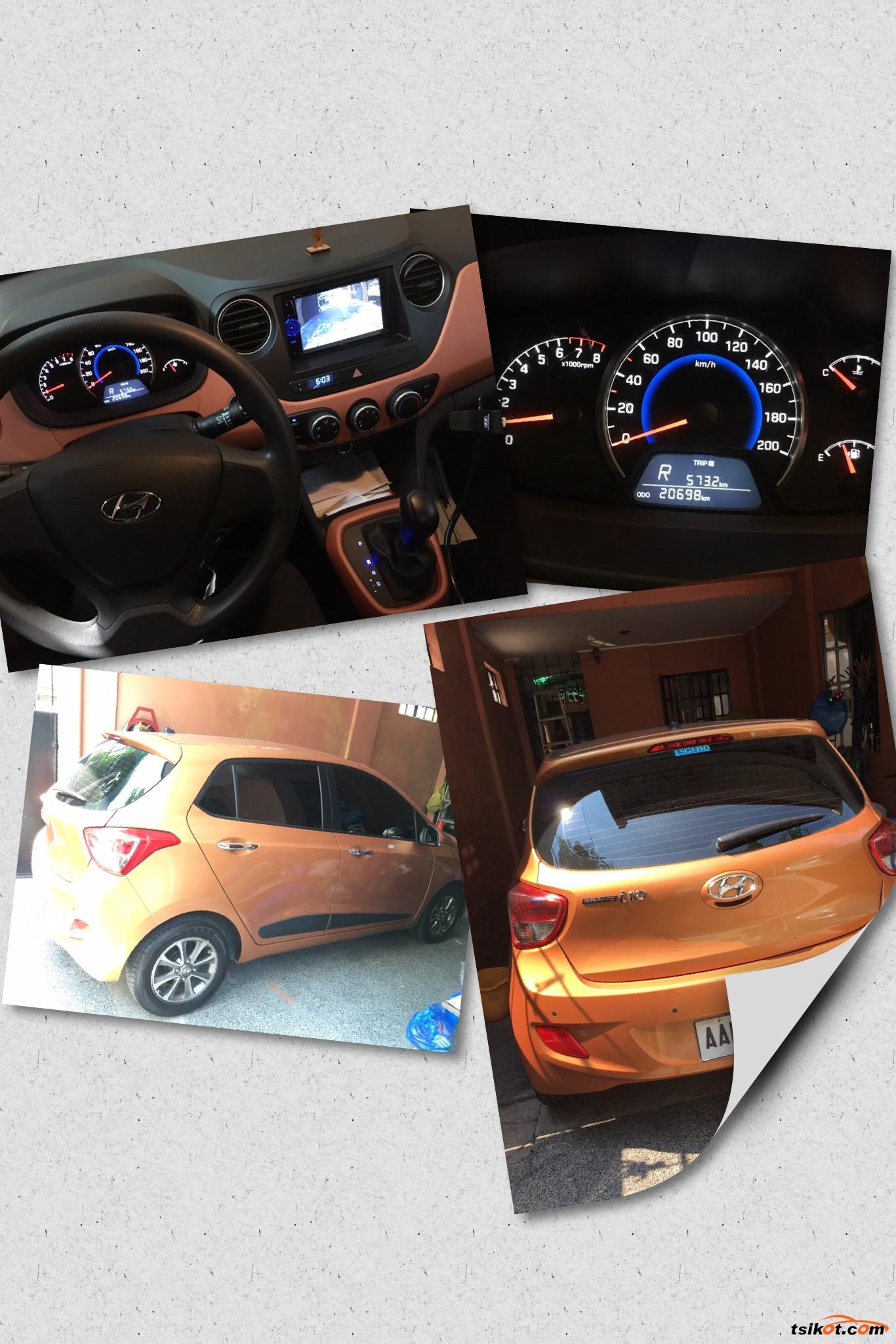 Hyundai I10 2014 - 2