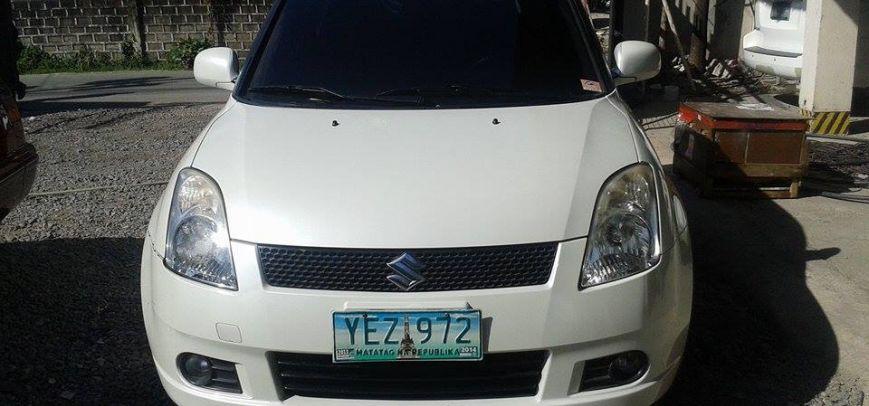 Suzuki Swift 2007 - 10