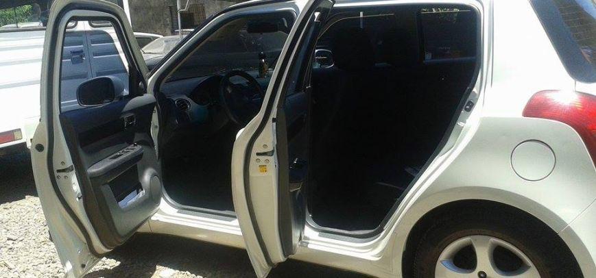 Suzuki Swift 2007 - 11