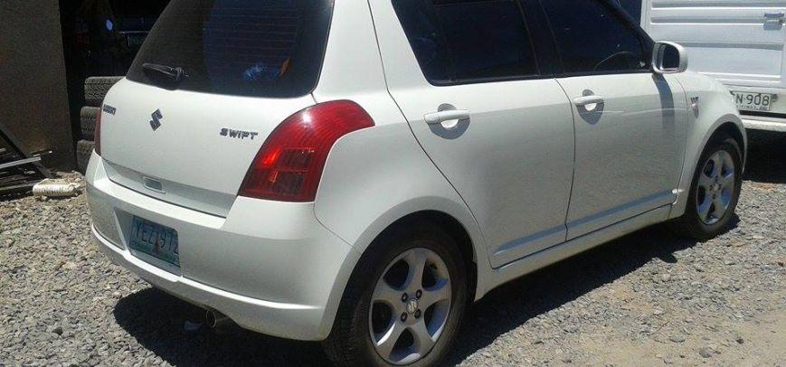Suzuki Swift 2007 - 14