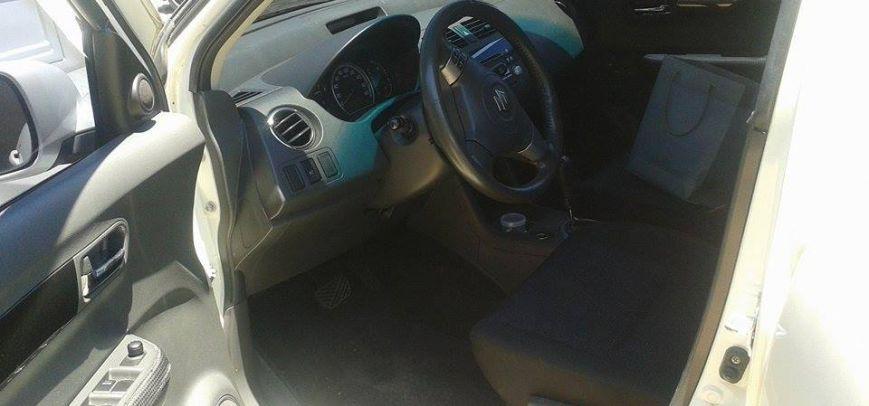 Suzuki Swift 2007 - 5
