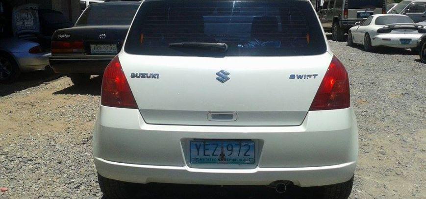 Suzuki Swift 2007 - 6