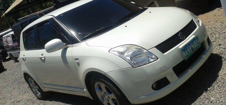 Suzuki Swift 2007 - 8