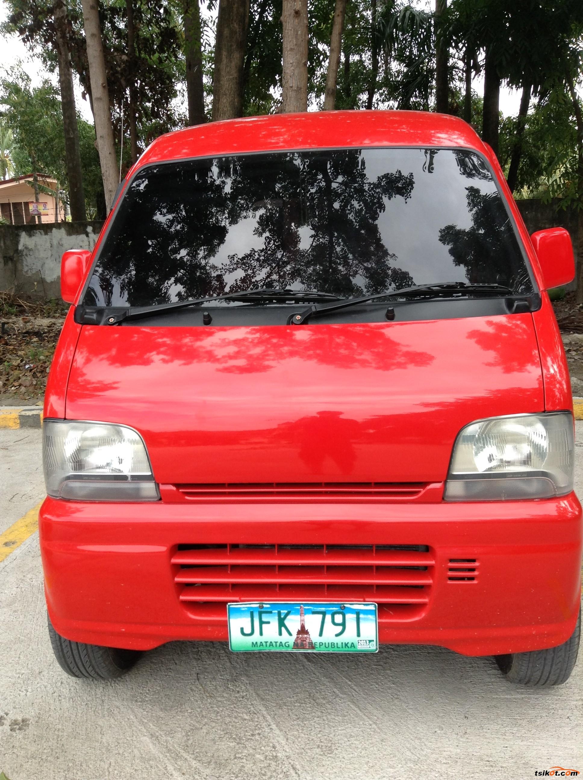 Suzuki Wagon R+ 2013 - 3
