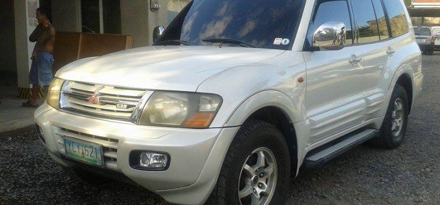 Mitsubishi Shogun 2009 - 1