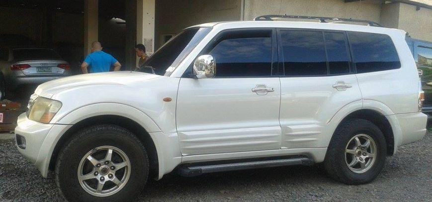 Mitsubishi Shogun 2009 - 10
