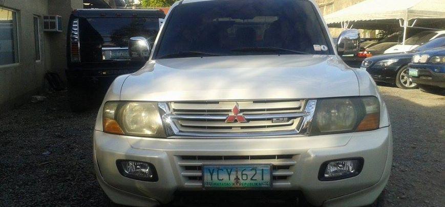 Mitsubishi Shogun 2009 - 14