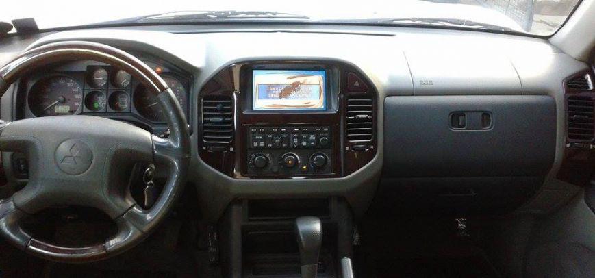 Mitsubishi Shogun 2009 - 25