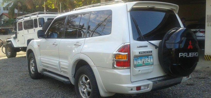 Mitsubishi Shogun 2009 - 8