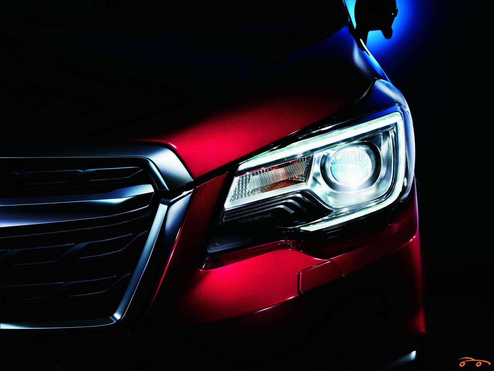 Subaru Forester 2016 - 3