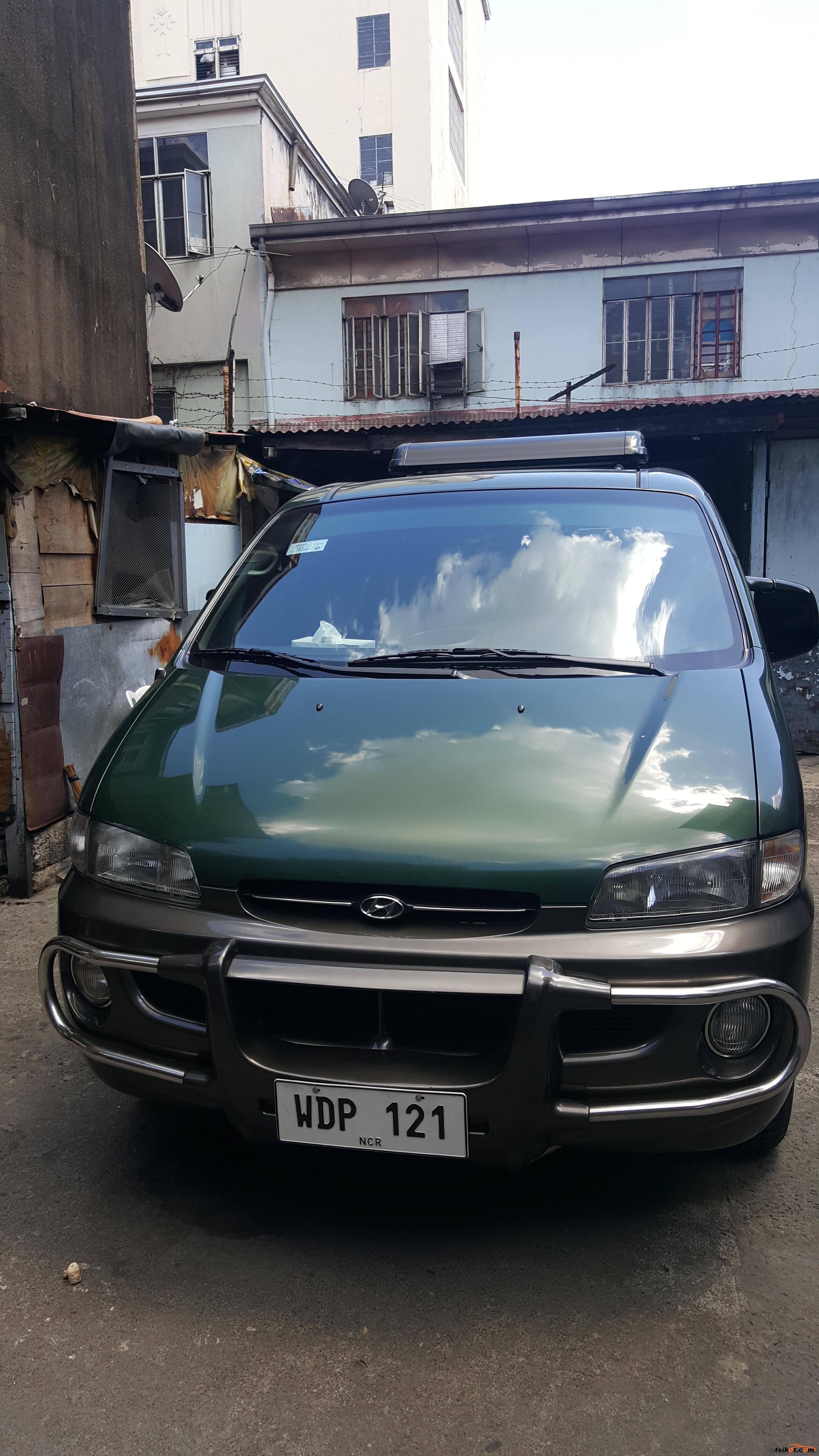 Hyundai Starex 1988 - 3