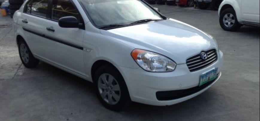 Hyundai Accent 2010 - 21