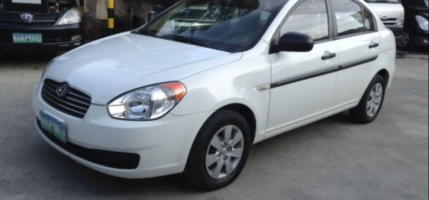 Hyundai Accent 2010 - 8