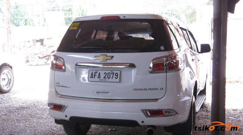 Chevrolet Trailblazer 2015 - 4