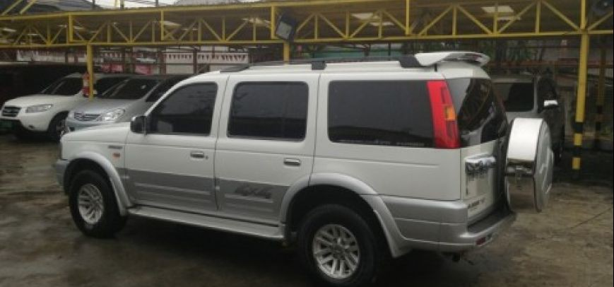 Ford Everest 2005 - 4