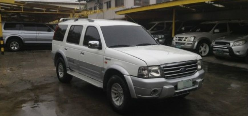 Ford Everest 2005 - 7