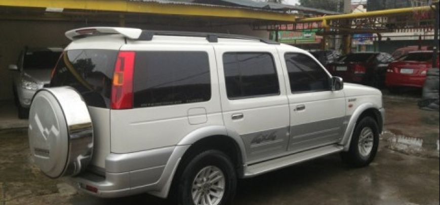 Ford Everest 2005 - 9